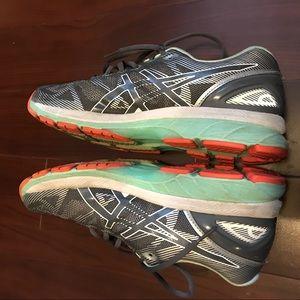 official photos 1cf7a f5cf4 Asics Gel Nimbus 19 Running Shoes T751N Size 9.5